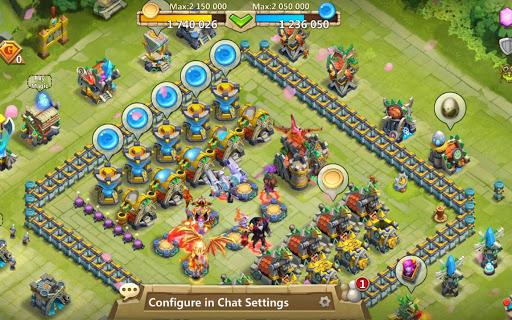 قلعة الصدام: فرق الشجعان