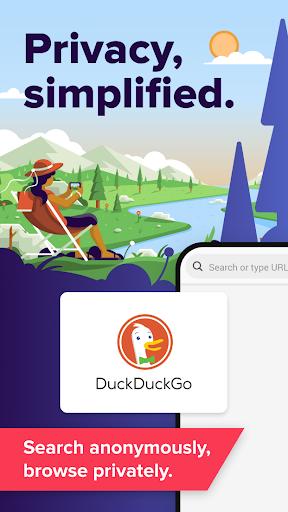 DuckDuckGo بحث وقصص