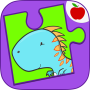 icon Dinosaurs Jigsaw Puzzles Game