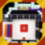 icon RainbowRun. Map for MCPE