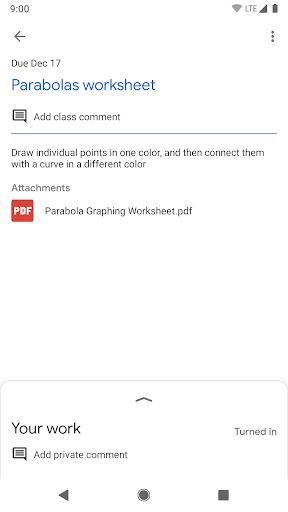 جوجل الفصول الدراسية