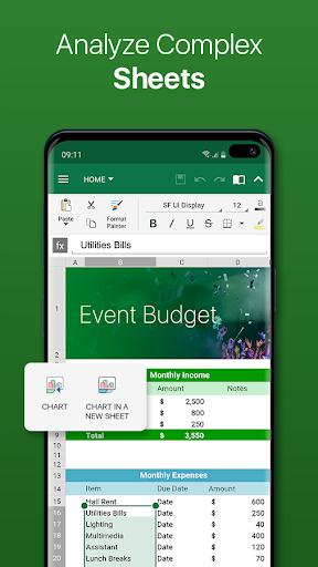OfficeSuite: مكتب مجاني + محرر PDF