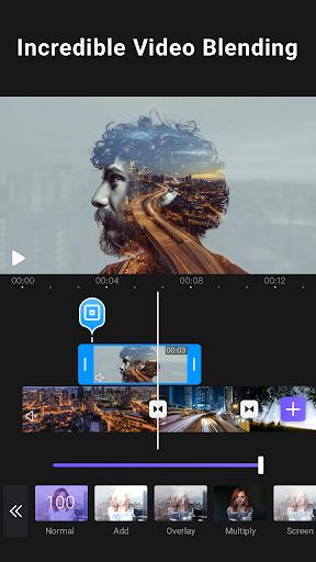 الصيغ - مشغل فيديو عالي الدقة بالكامل VivaCut - محرر فيديو احترافي