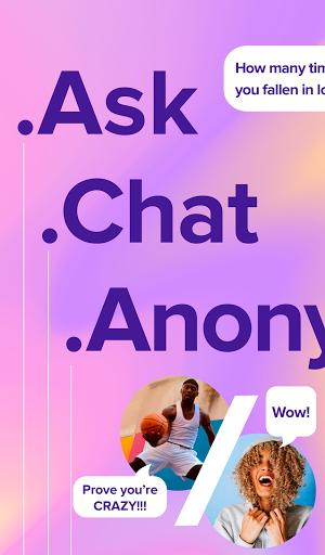 ASKfm - اسألني أسئلة مجهولة