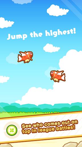 بوكيمون: ماجيكارب القفز